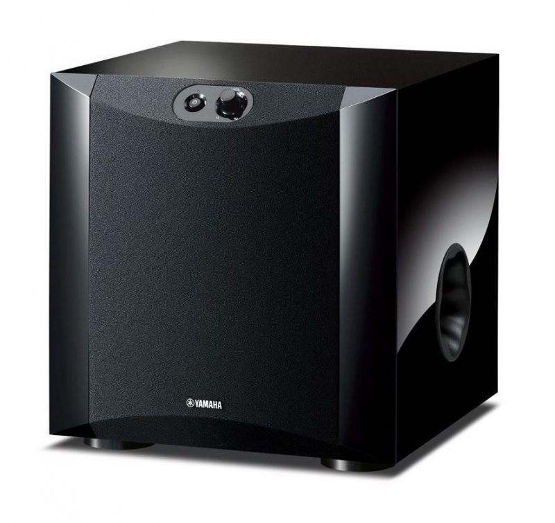 SUBWOOFER ACTIVO YAMAHA NS-SW200 POTENCIA 130W. COLOR NEGRO