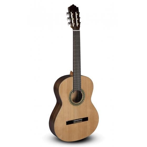 GUITARRA CLASICA PACO CASTILLO 201 MATE NATURAL