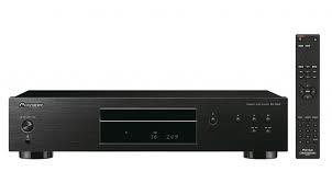 REPRODUCTOR DE CD PIONEER PD-10AE-B COLOR NEGRO