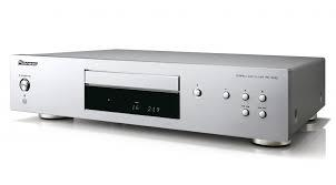 REPRODUCTOR DE CD PIONEER PD-10AE-S COLOR PLATA