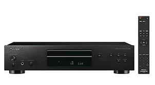 REPRODUCTOR DE CD PIONEER PD-30AE-B COLOR NEGRO