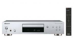 REPRODUCTOR DE CD PIONEER PD-30AE-S COLOR PLATA