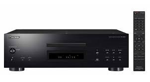 REPRODUCTOR DE CD PIONEER PD-50AE-B SACD, USB Y MP3 COLOR NEGRO