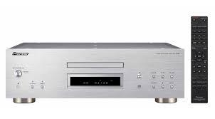 REPRODUCTOR DE CD PIONEER PD-50AE-S SACD, USB Y MP3 COLOR PLATA