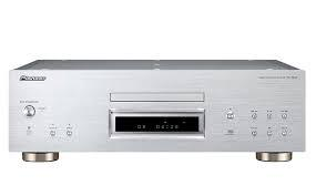 REPRODUCTOR DE CD PIONEER PD-70AE-S SACD COLOR PLATA