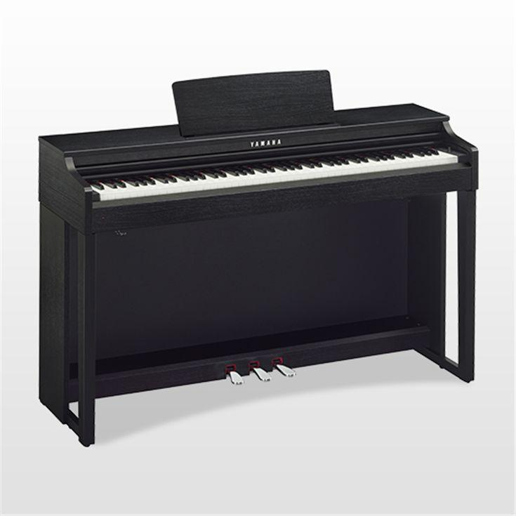 PIANO DIGITAL YAMAHA CLP 525 ROSEWOOD