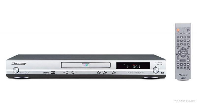 DVD PIONEER DV370S - DVD PIONEER DV370S