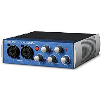 INTERFACE AUDIO PRESONUS AUDIOBOX 2X2 USB 96K