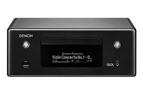 MICRO CADENA DENON CEOL N10 CON WIFI,BLUETOOTH,AIRPLAY,HEOS,CD POTENCIA 2x65W(NO INCLUYE ALTAVOCES)