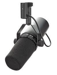 MICROFONO SHURE SM7B DINAMICO VOCAL PARA ESTUDIO