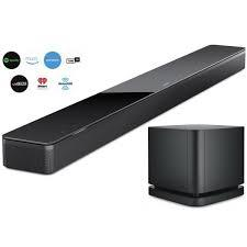 SOUNDBAR 500 + SUB 500 - Barra de sonido inteligente WiFi/Bluetooth +  subwoofer inalámbrico