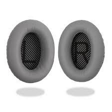 ALMOHADILLAS PARA AURICULARES BOSE SOUNDLINK AROUND-EAR BLUETOOTH. COLOR NEGRO