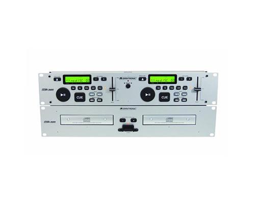 CDP-385 DOBLE CD OMNITRONIC - CDP-385 DOBLE CD OMNITRONIC