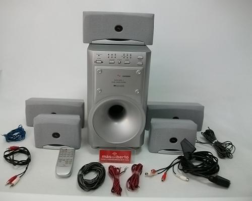 HOME CINEMA SOUND SCHNEIDER HCS 200 - HOME CINEMA SOUND SCHNEIDER HCS 200