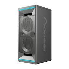 ALTAVOZ BLUETOOTH PIONEER CLUB SOUND XW-SX50-H 120W RMS CON USB, AUXILIAR E ILUMINACIÓN LED COLOR GR