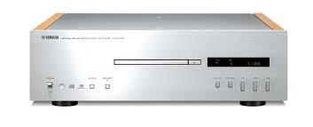 LECTOR DE CD Y SACD YAMAHA CD-S1000. COLOR PLATA