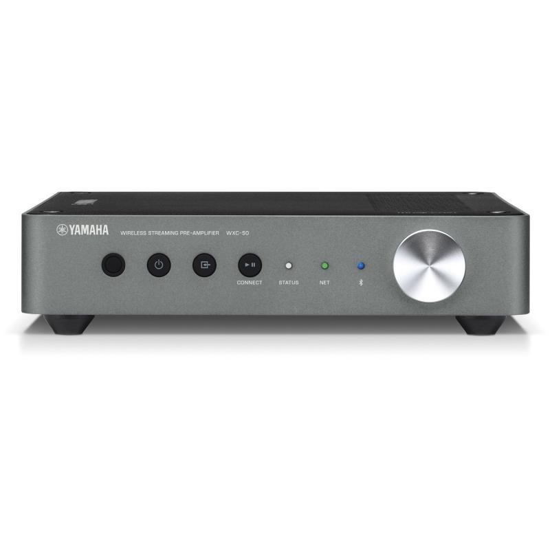 MUSICCAST WXC-50 - El WXC-50 es un componente de audio de nuevo concepto que va más allá del pensamiento de audio convencional. Le permite acceder a una amplia variedad de contenido de audio, como música de servicios de transmisión o almacenados en un teléfono inteligente, y disfrutar de un sonido y estilo de alta calidad gracias a la capacidad de conectarse en red con el exclusivo sistema de audio multicámara MusicCast de Yamaha. La alta funcionalidad y el rendimiento le brindan el disfrute musical tal como lo desea.