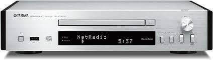 REPRODUCTOR DE CD EN RED YAMAHA MUSICCAST CD-NT670D. RADIO DAB/FM. COLOR SILVER