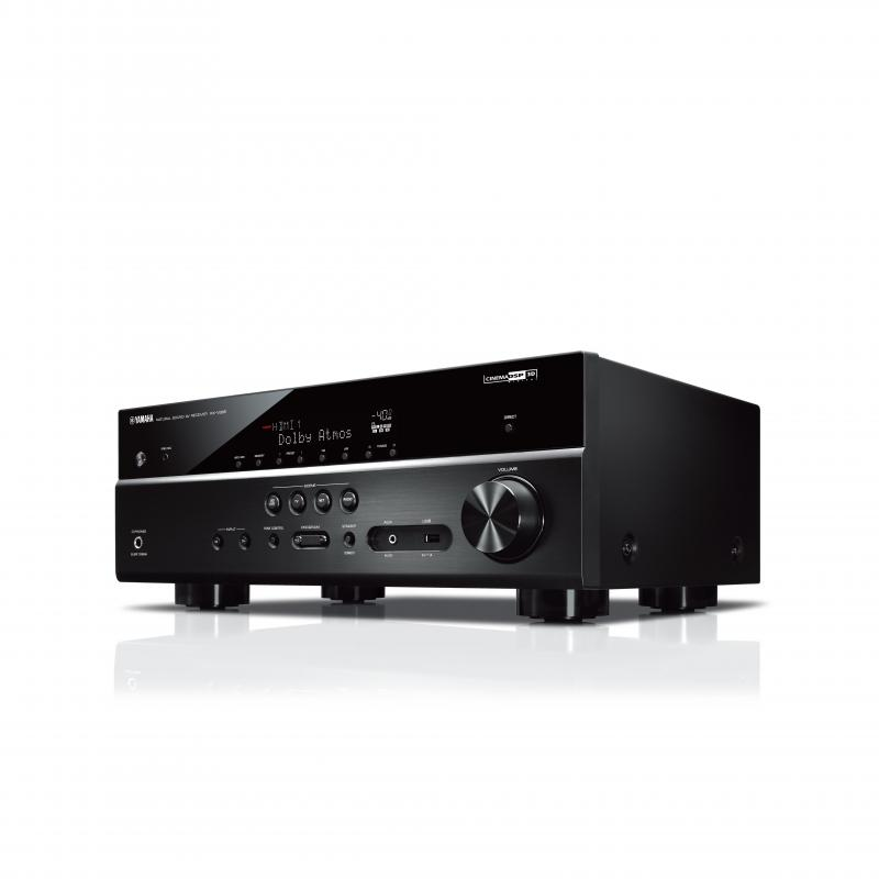RECEPTOR AV YAMAHA MUSICCAST RX-V585 7 CANALES 115Wx7. COLOR NEGRO - RECEPTOR AV YAMAHA MUSICCAST RX-V585 7 CANALES 115Wx7. COLOR NEGRO