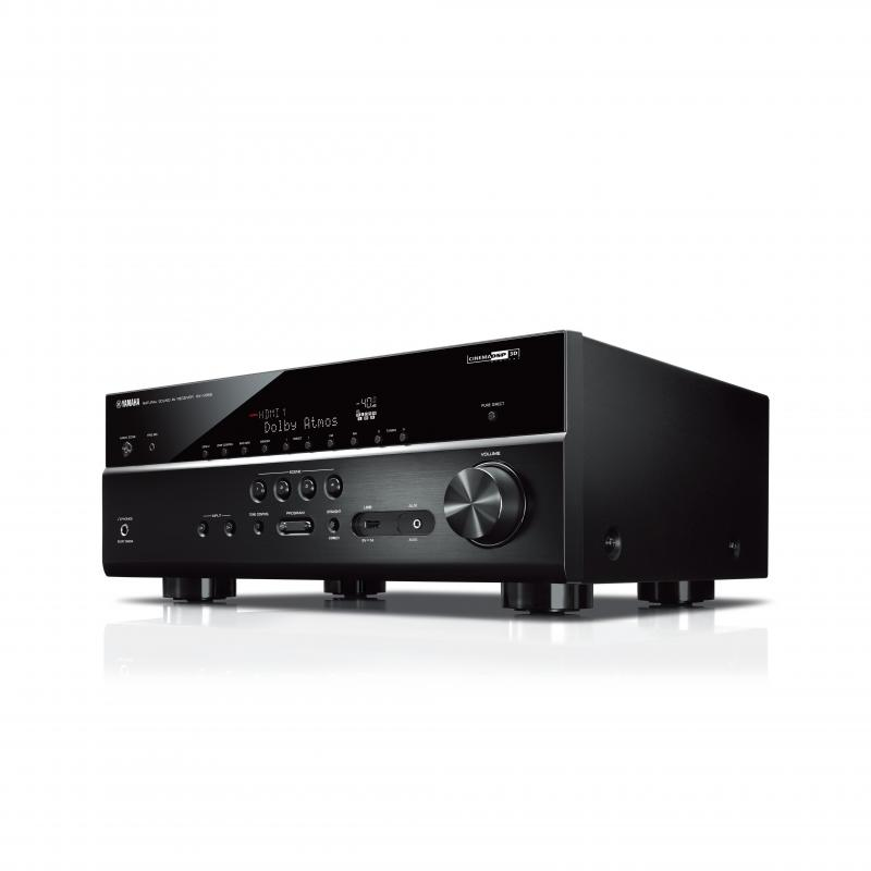 RECEPTOR YAMAHA MUSICCAST RX-V685 7 CANALES 150Wx7. COLOR NEGRO - RECEPTOR YAMAHA MUSICCAST RX-V685 7 CANALES 150Wx7. COLOR NEGRO