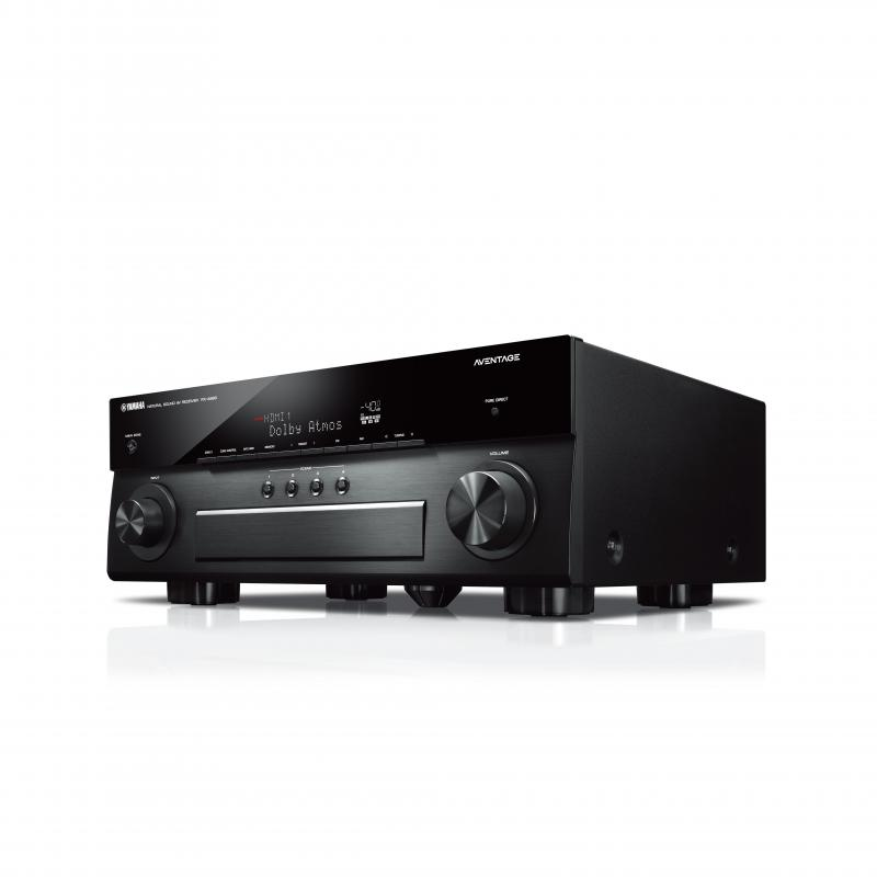 RECEPTOR AV YAMAHA MUSICCAST RX-A880 7.2 CANALES 160Wx7. COLOR NEGRO