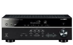 RECEPTOR AV YAMAHA MUSICCAST RX-D485 7 CANALES 115Wx5. COLOR NEGRO