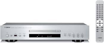 LECTOR CD YAMAHA CD-S300 CON USB MP3 COLOR PLATA
