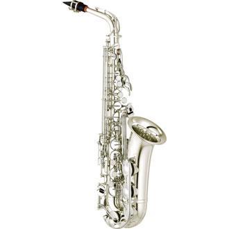 SAXO ALTO YAMAHA YAS 280 S PLATA - Los 280 saxofones proporcionan a los principiantes un instrumento confiable para comenzar a tocar.