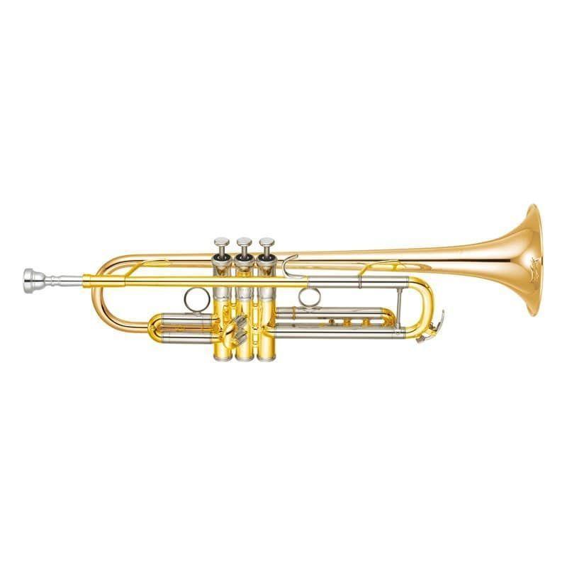 TROMPETA YAMAHA CUSTOM - Trompeta tipo Custom de Yamaha
